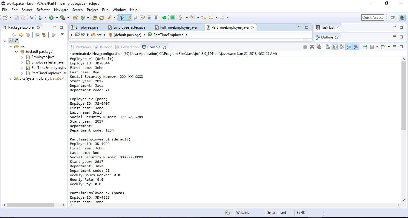 COP2337C Project Version 2 – Solved - ankitcodinghub