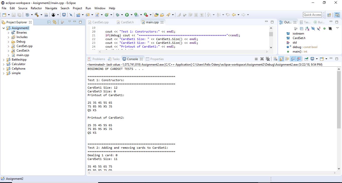 CSCI251/851 Advanced Programming Assignment 2 Solved - ankitcodinghub