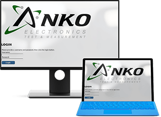 Anko Electronics Test & Measurement Online Portal