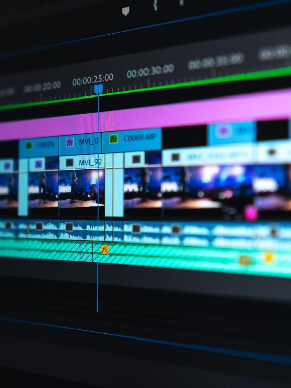 Get started with Video Editing