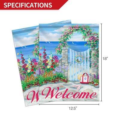 Coastal Gate Welcome