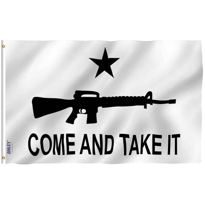 Gonzales Come and Take It Flag