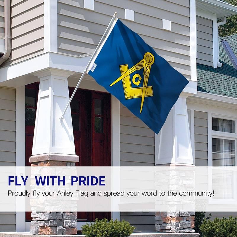 Free Mason flag