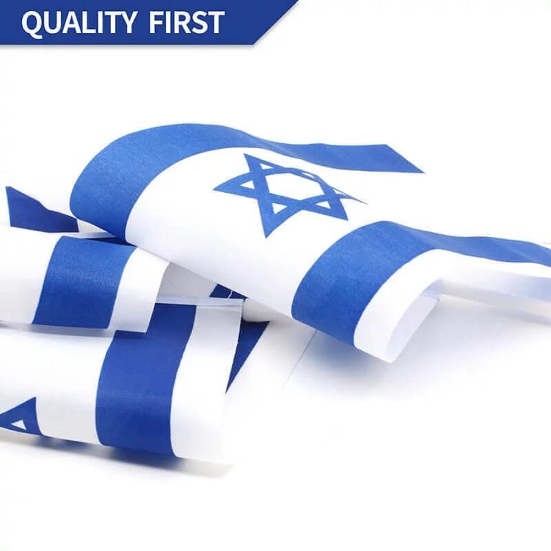 Israel Stick Flag