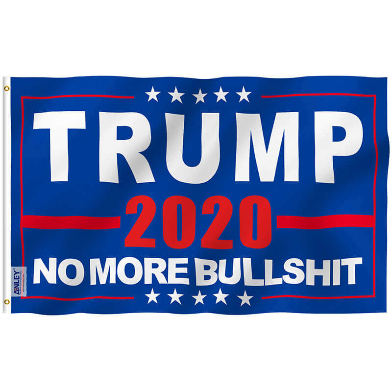 Trump2020 No More Bullshit