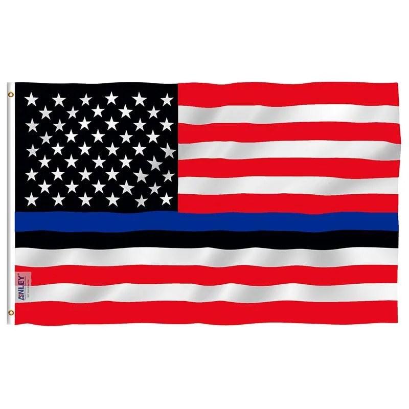US Thin Blue Line Original