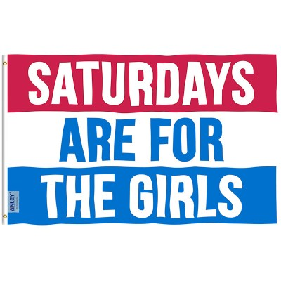 saturdays are for the girls