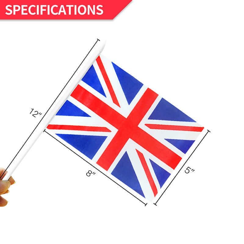 united kingdom stick flag