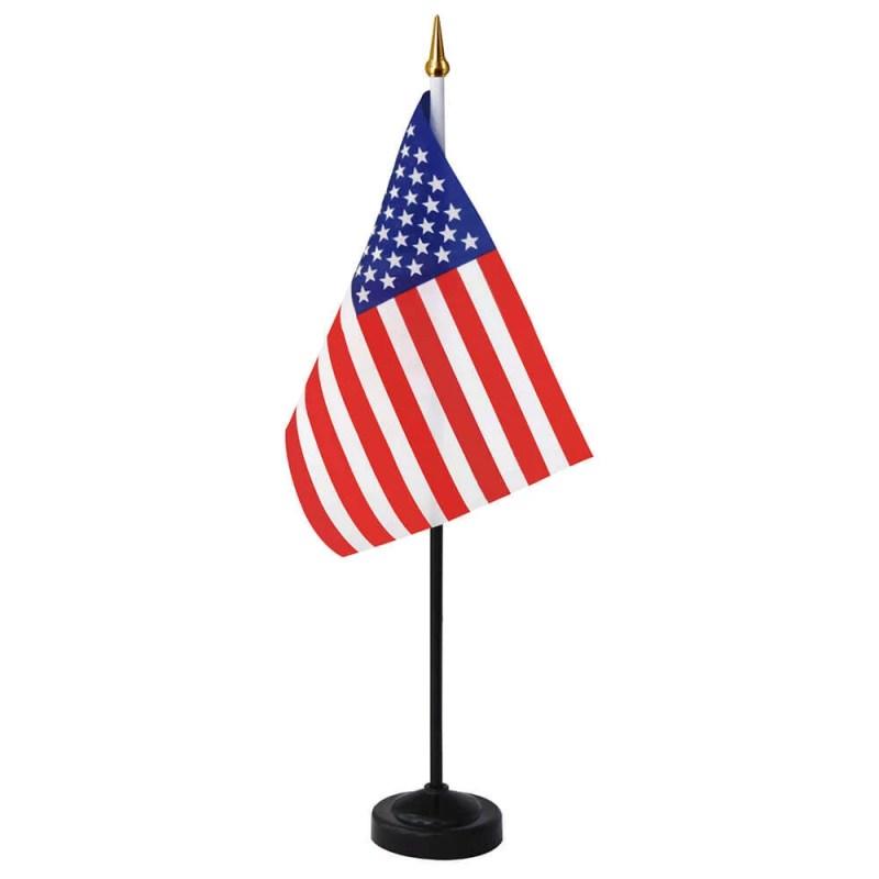 usa desk flag