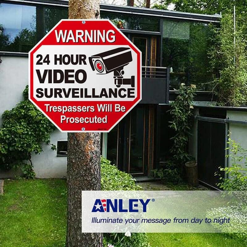 24 hour video surveillance