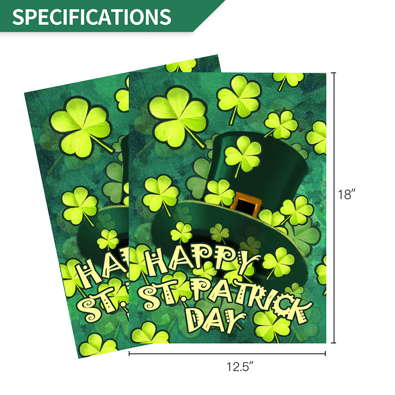 St patrick day specification