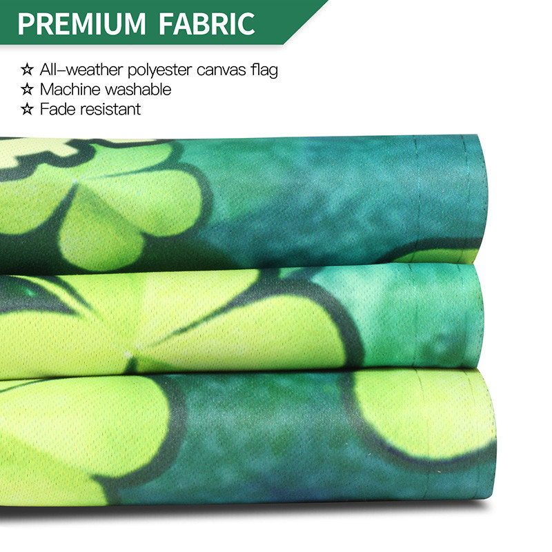 St patrick day fabric