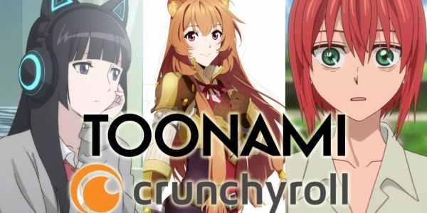 Crunchyroll Toonami