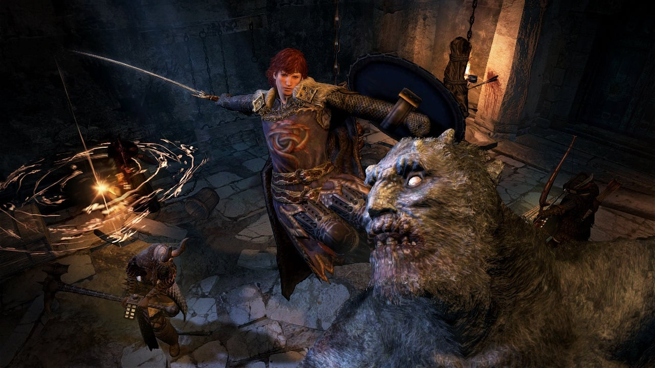 Netflix anuncia nuevos animes de Dragon's Dogma, Altered Carbon y más