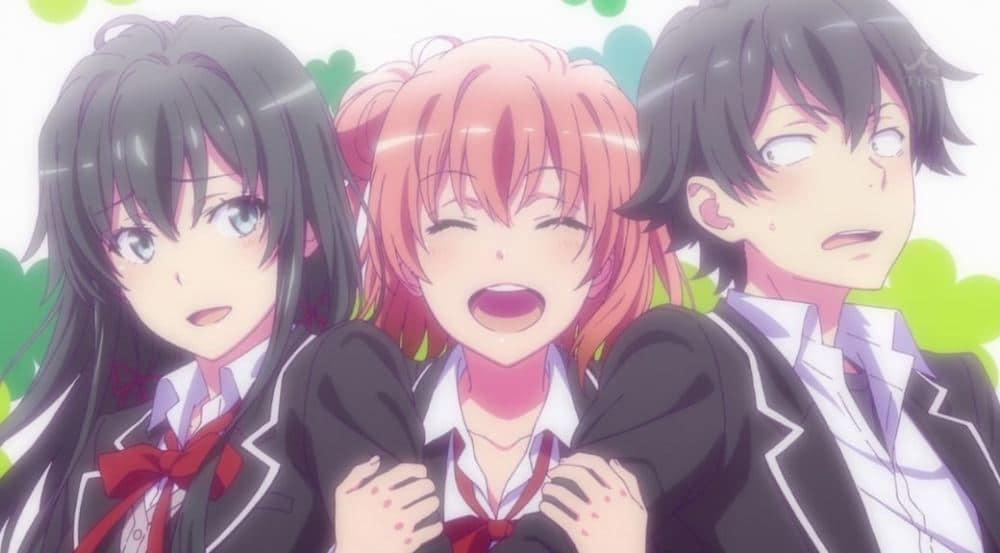 La tercera temporada de Oregairu se estrenará en primavera de 2020 - Noticias Anime y Manga | ANMO Sugoi