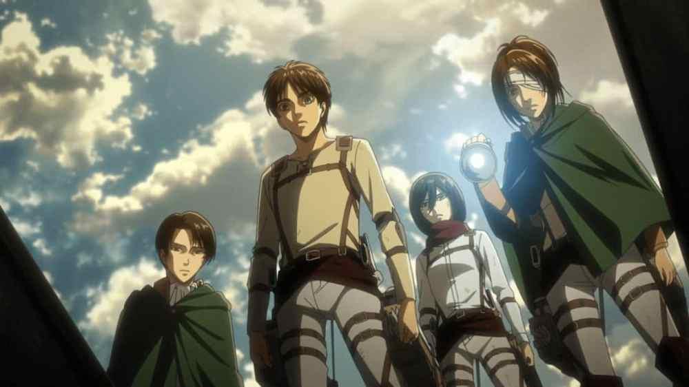 La razón por la que Shingeki no Kyojin no promueve el fascismo