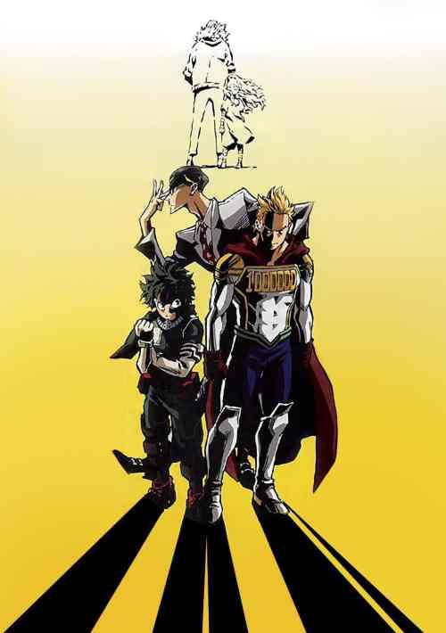 La cuarta temporada de Boku no Hero Academia revela su fecha de estreno