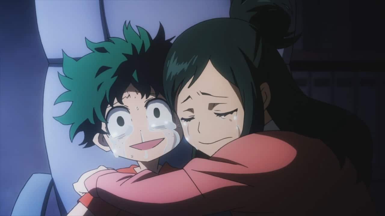 La segunda película de Boku no Hero Academia es una especie de final para el anime