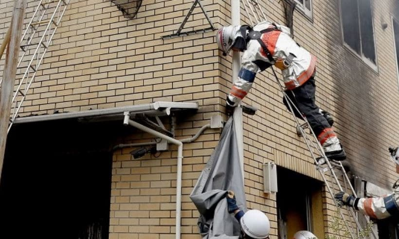 Al menos diez muertos en un incendio presuntamente provocado en Japón
