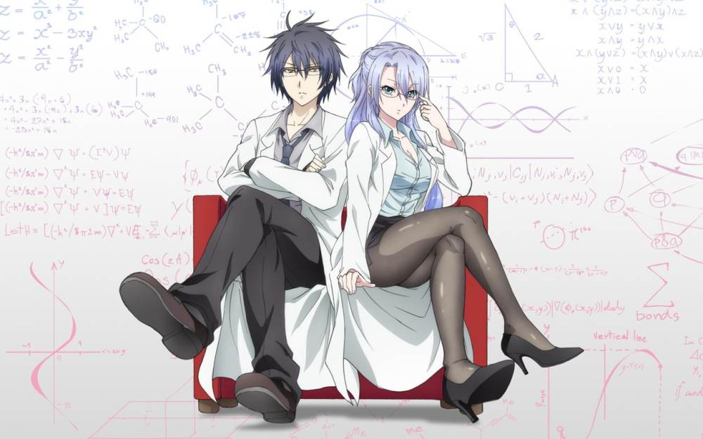 Rikei ga Koi ni Ochita no de Shoumei shitemita se estrenará en 2020