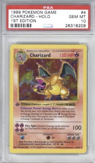 Set de cartas de Pokémon se vende por más de 100,000 dólares