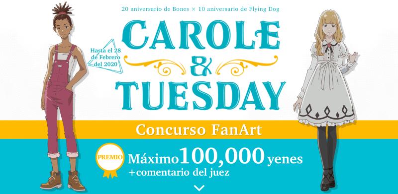 carole & tuesday concurso
