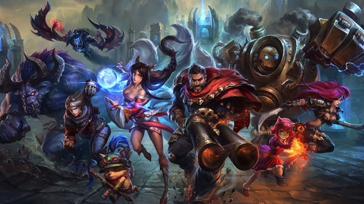 Anunciado League of Legends: Wild Rift para