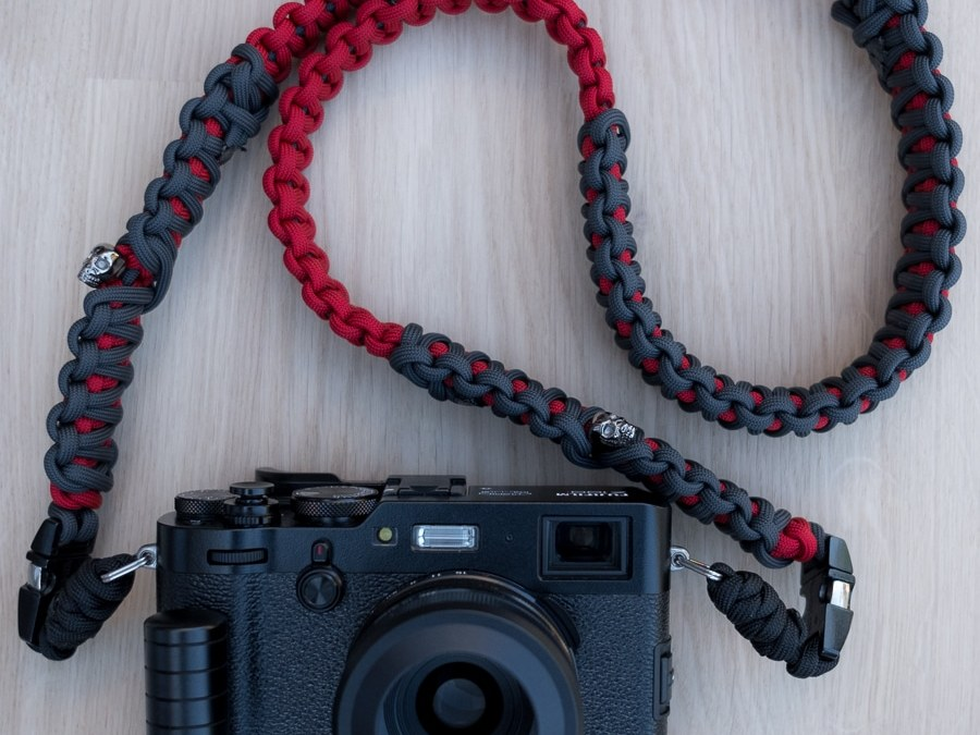 My Accessories for the Fuji X100F