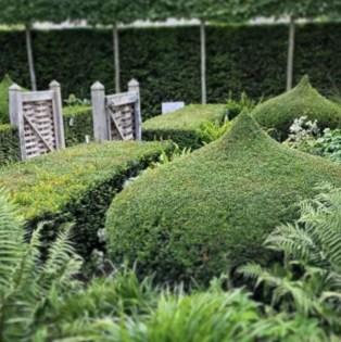 Sopwell house hotel garden designer Hertfordshire