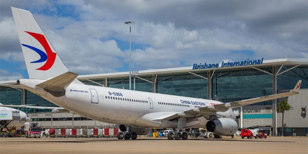 China Eastern Airlines banks on Brisbane