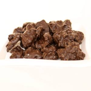 Dark Toffee Clusters