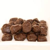 Chocolate Covered COFFEE Caramels