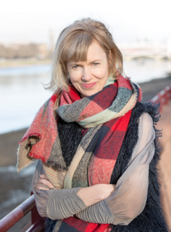 Annabel Abbs. writer, author, novelist, UK