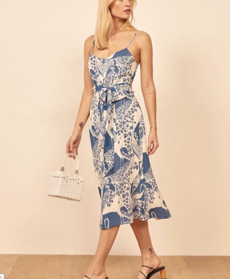 Sustainable Fashion: Reformation