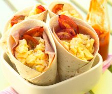 Breakfast Wrap<br><br>