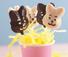 Chocolate Bunnypops