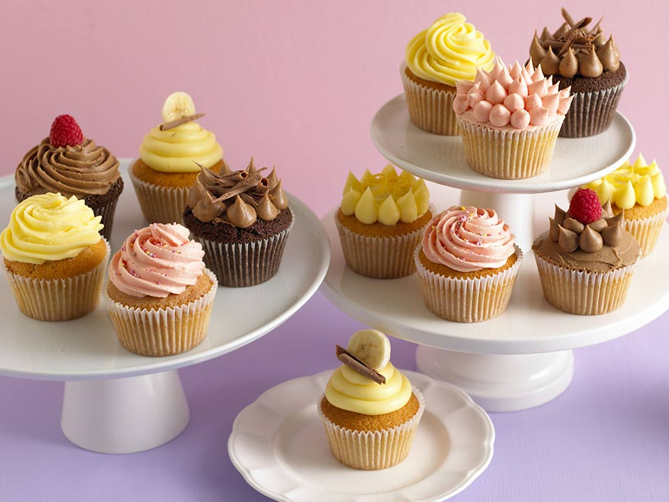 Easy Cupcakes Recipe for every occasion Annabel Karmel