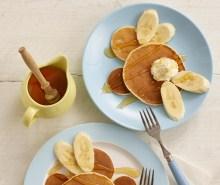 Hunny Bunny Pancakes