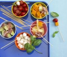 Salad Lollipops