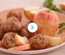 Annabel's Chicken & Apple Balls