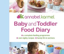 Baby & Toddler Food Diary