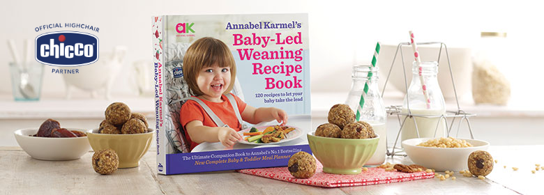 Baby led weaning recipe book annabel karmel wide variety of healthy foods flavours and textures early on and encouraging self feeding of soft finger foods and family meals undoubtedly encourages forumfinder
