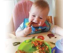 Kayley's Baby Led Weaning Story