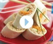 Annabel's Sushi Sandwich Rolls