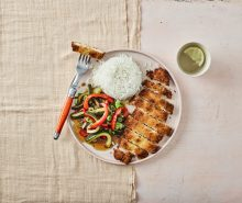 Annabel's Chinese-Style Fish Fillets