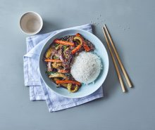 Annabel's Sizzling Sesame Beef Stir-Fry