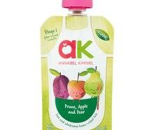 Organic Prune, Apple & Pear Puree