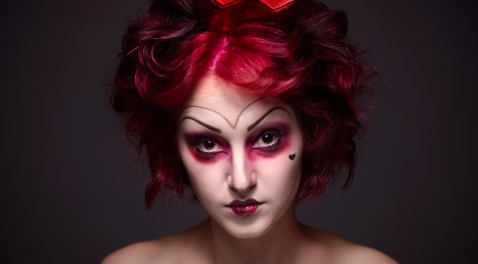 Courtney Queen of Hearts
