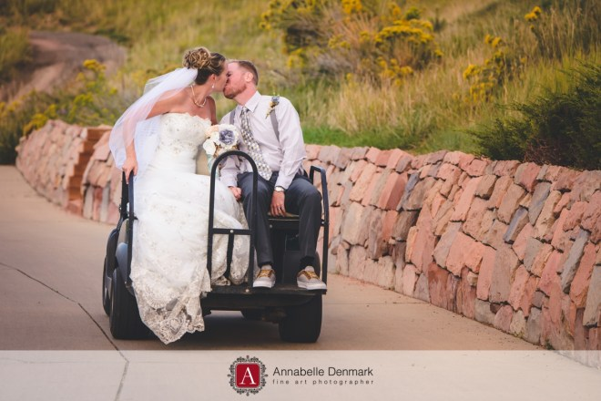 There is no better way to get around than on a golf cart!