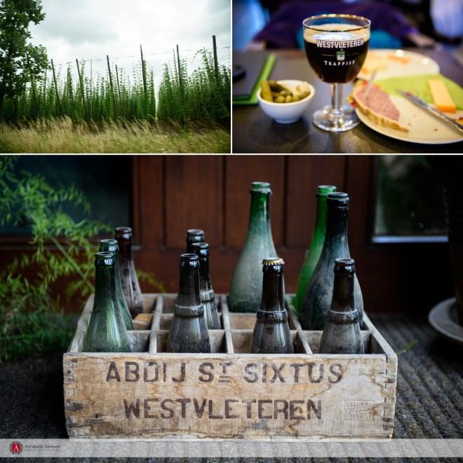Westvleteren, A unique trappist Brewery in Belgium